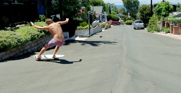 SURFSKATE – Surf the Street