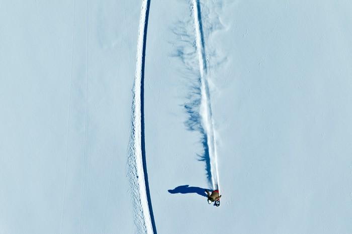 Materiales para encerar la suela de la tabla de Snowboard