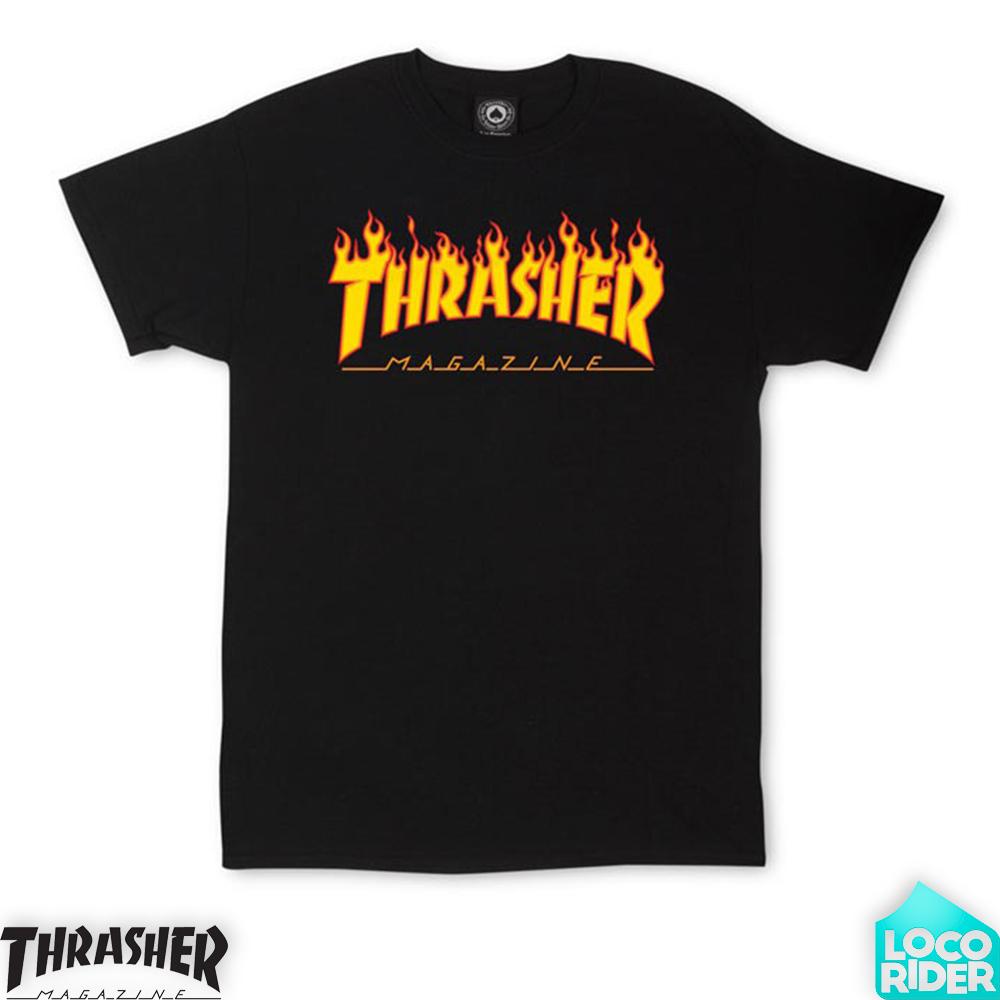 af96b08a14856 Brutal camiseta modelo Flame Logo. Sudaderas