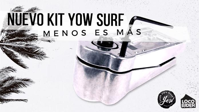 Nuevo Kit Yow Surf System Box V3