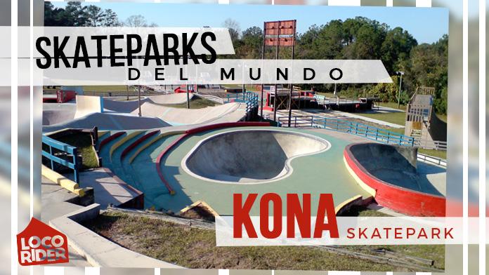 Skateparks del mundo. Kona, el skatepark más antiguo.