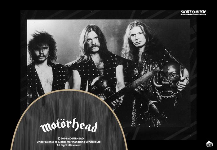 Skate&Music MOTÖRHEAD