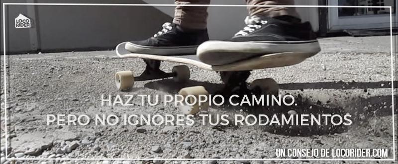 Rodamientos de skate, rodamientos de longboard