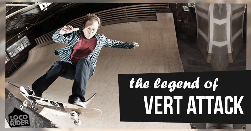 Skate Malmö Vert Attack. El evento Vert más heavy del año