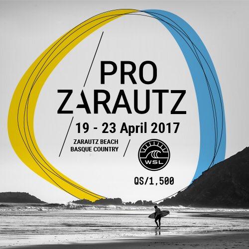 Campeonato Mundial de Surf Zarautz PRO 2017