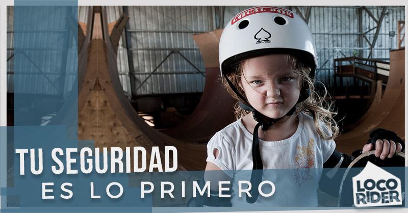 Elegir skate seguridad protecciones