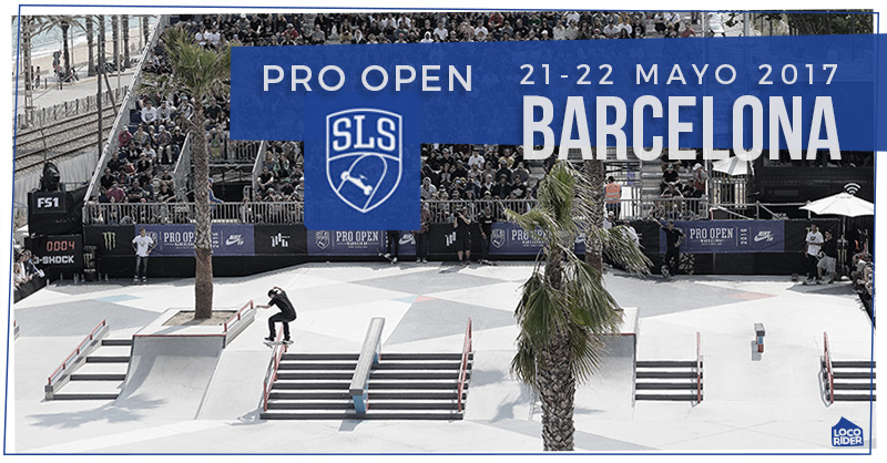 Street League Skateboarding Barcelona 2017
