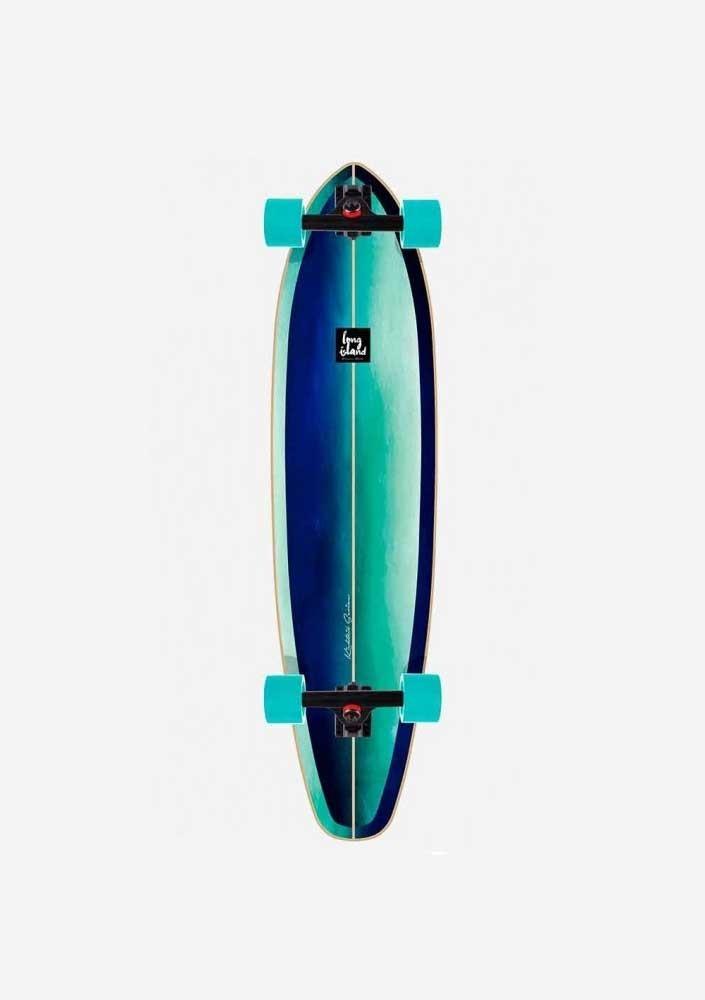 Longboard Complète